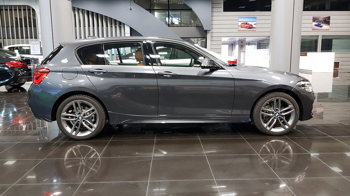 1 Series 5-door , 125i , 2018 ,Hatchback