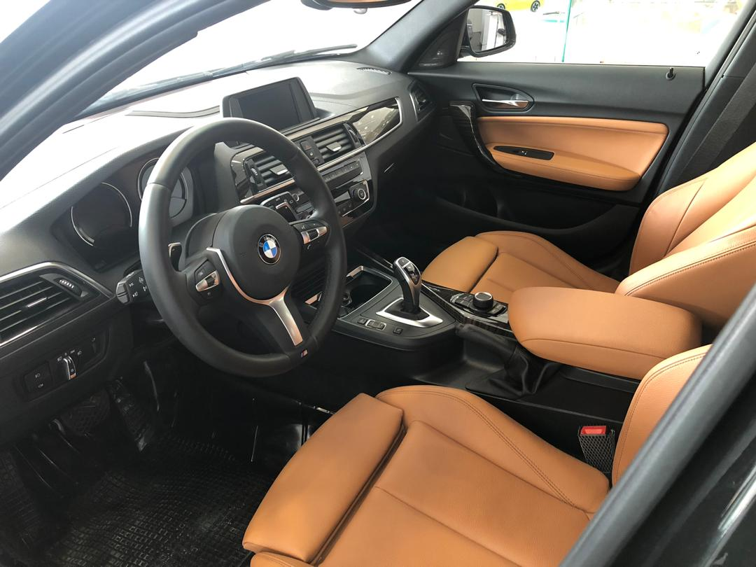 5doors , 125i , 2018 ,Hatchback