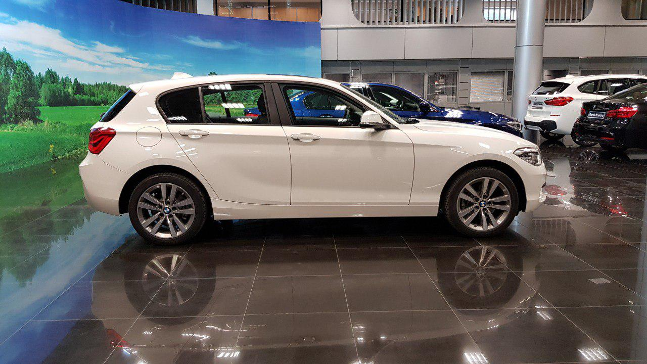 1 Series 5-door , 120i , 2018 ,Hatchback