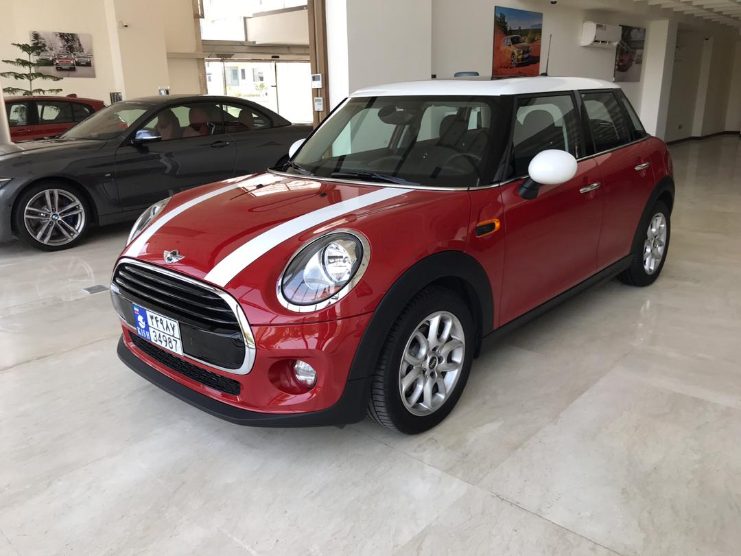MINI , 5-Door Hatch , 2018 ,MINI