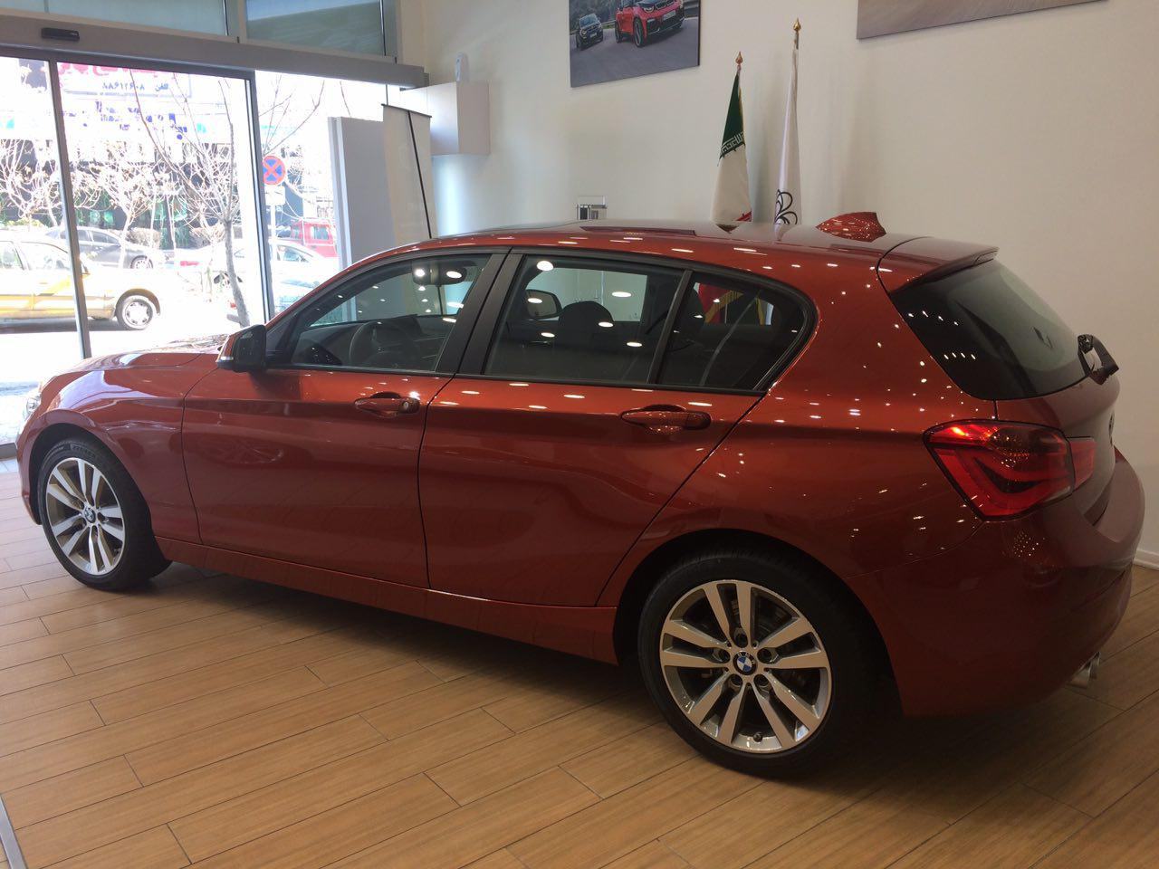 5doors , 120i , 2018 ,Hatchback
