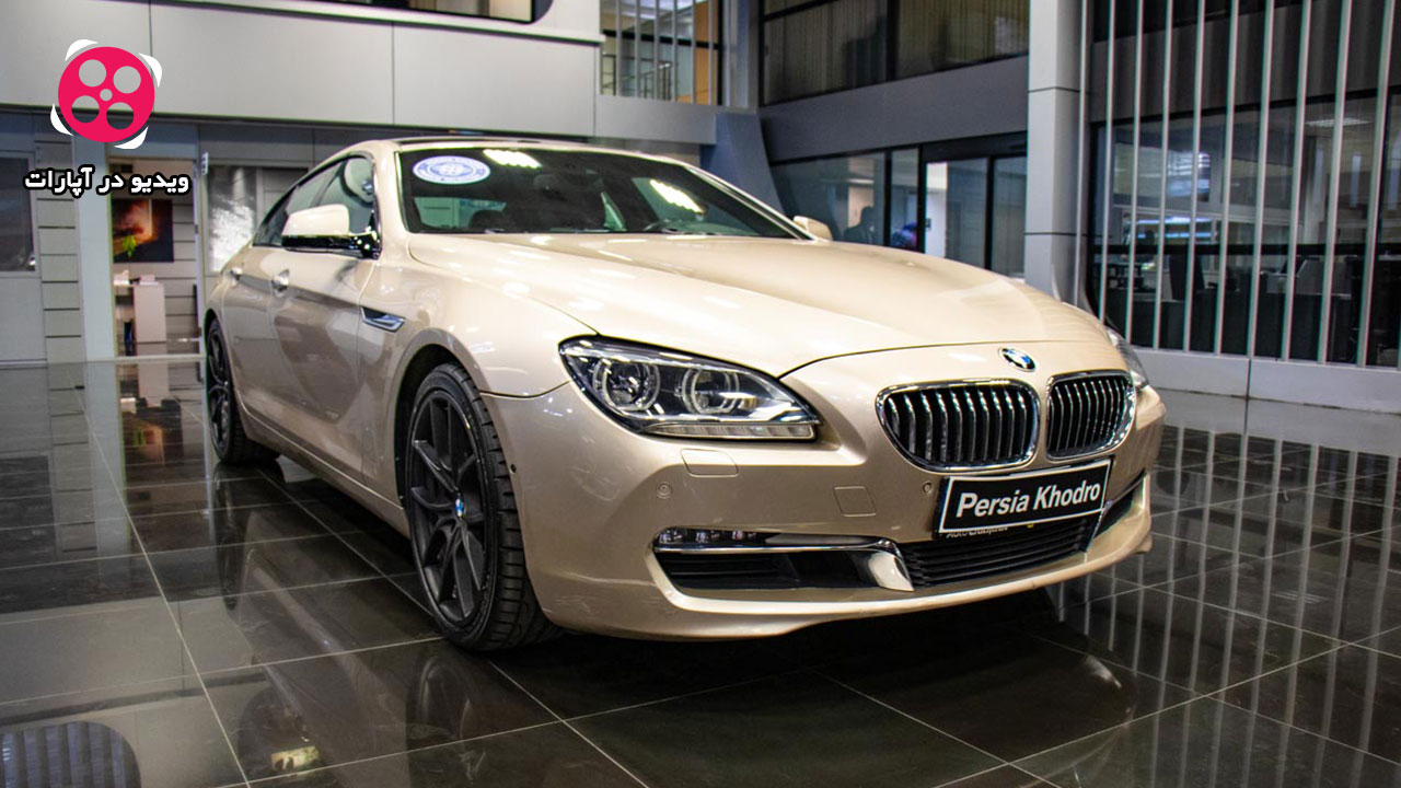 6 Series Gran Coupe , 640 , 2013 ,سدان